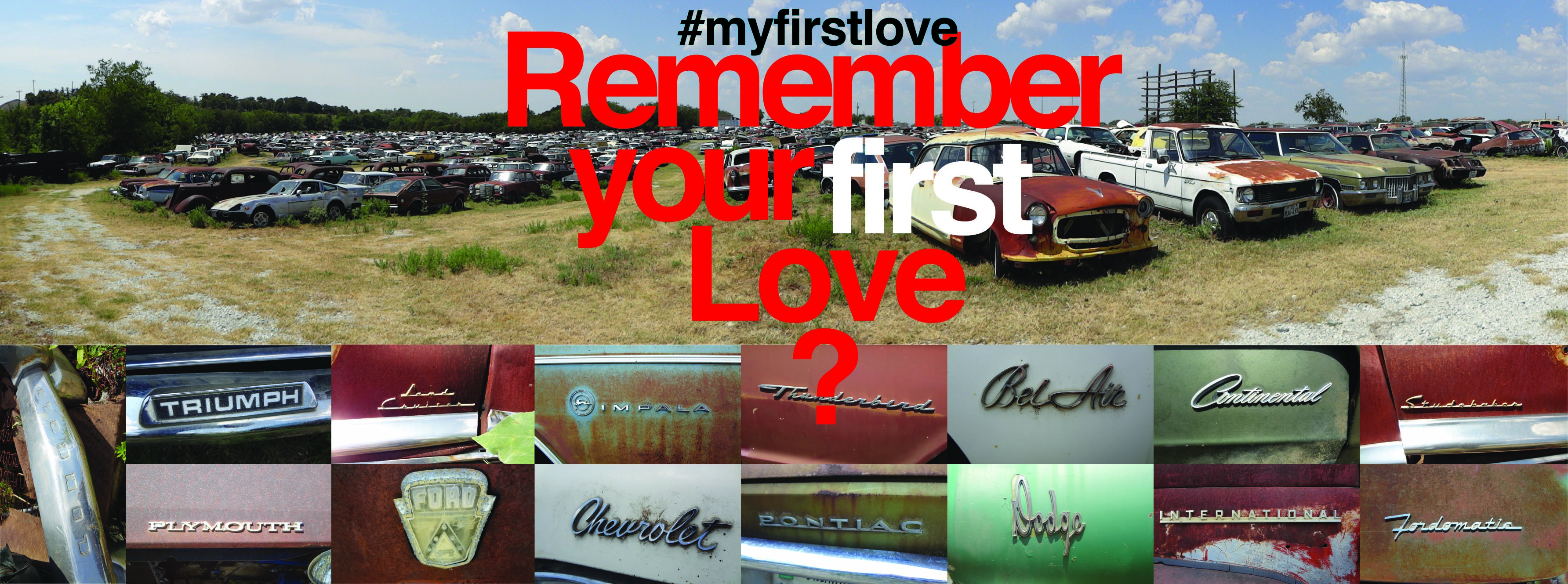 Remember your first love?