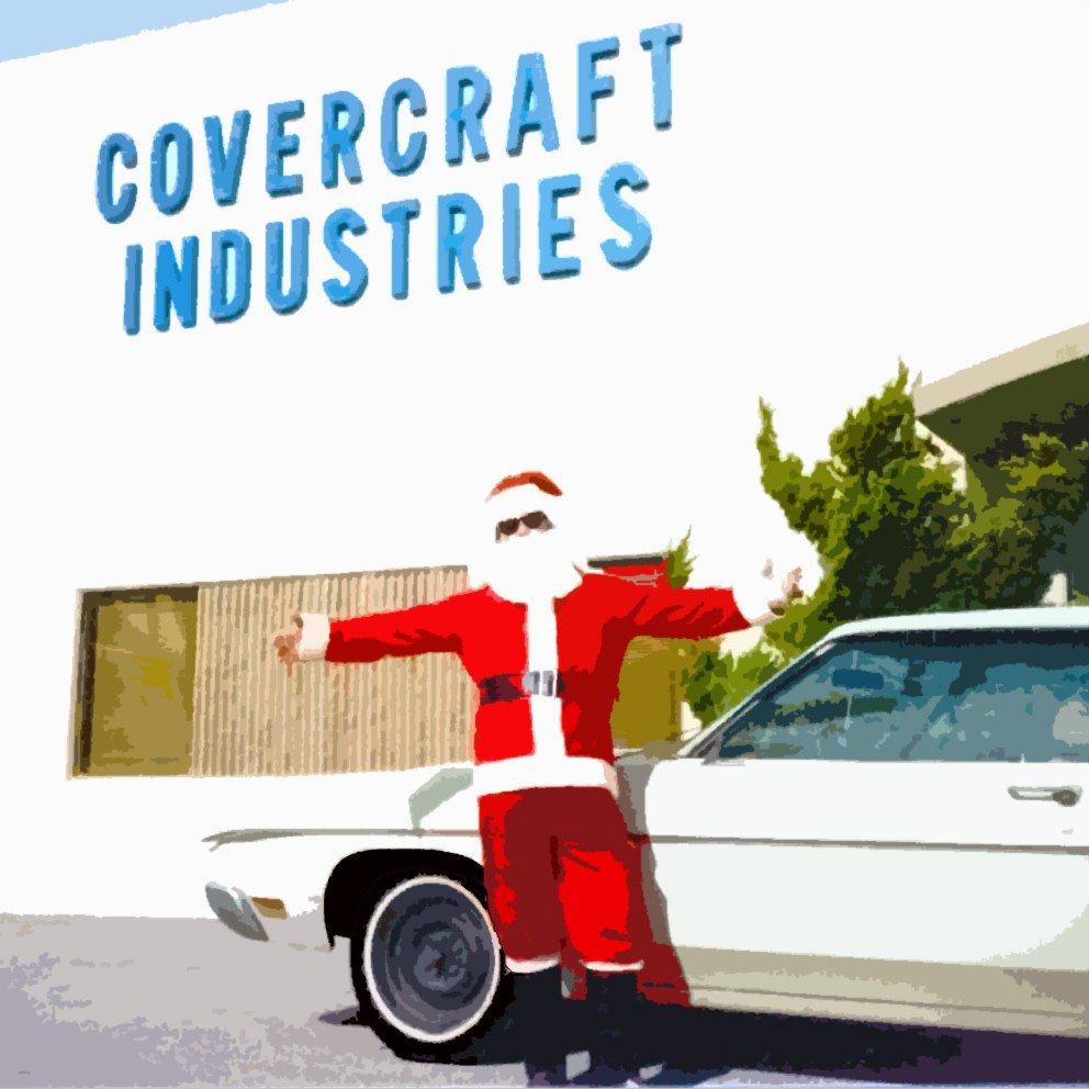 Santa at Covercraft