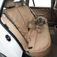 Canine Covers Custom Rear Seat Protector - 1