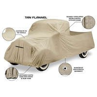 Covercraft Custom Flannel Car Cover - 1