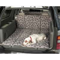 Canine Covers Paw Print Cargo Area Liner - Paw Print Canine Covers Cargo Area Liners