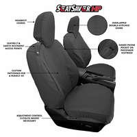 Covercraft Custom Muscle Car Seat Covers - 1