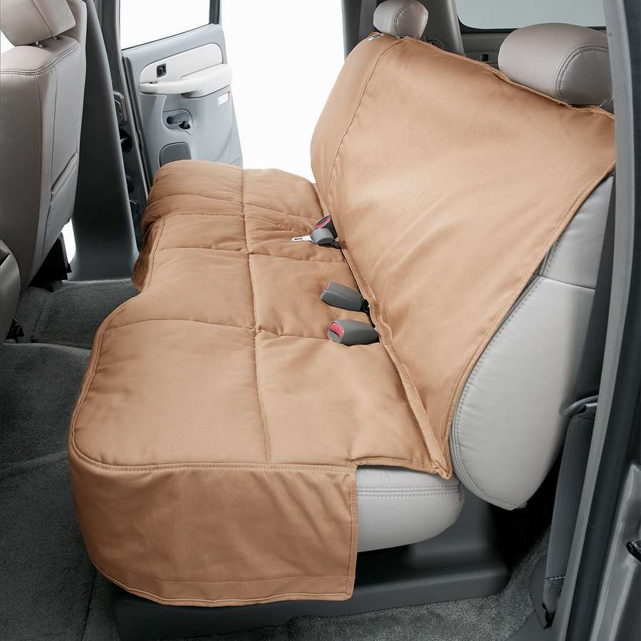 Canine Covers Custom Rear Seat Protectors Covercraft