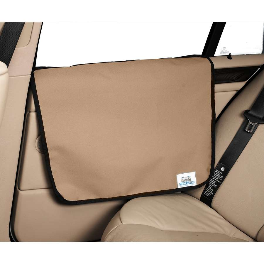 Canine Covers Door Shield - Tan