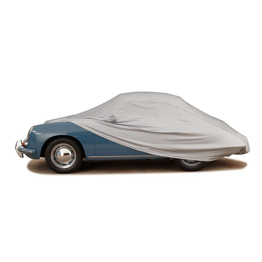 FS5111F5 Black Covercraft Custom Fit Car Cover for Select Cadillac 67 Models Fleeced Satin