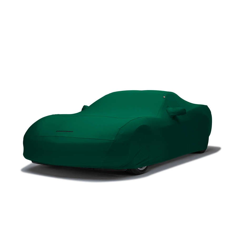 Hunter Green FF475FN Covercraft Custom Fit Form-Fit Series Car Cover