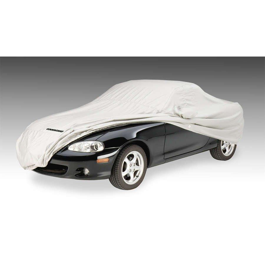Covercraft Custom Fit Sunbrella Series Car Cover Sky Blue