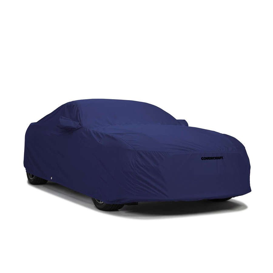 Covercraft Custom Fit Ultratect Series Pickup Cab Area Cover Blue C16925UL