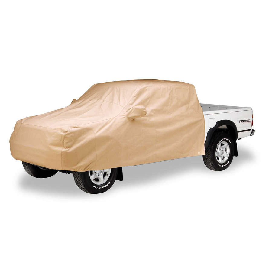 Covercraft Dustop Cab Area Truck Cover - Dustop Cab Area Truck Cover