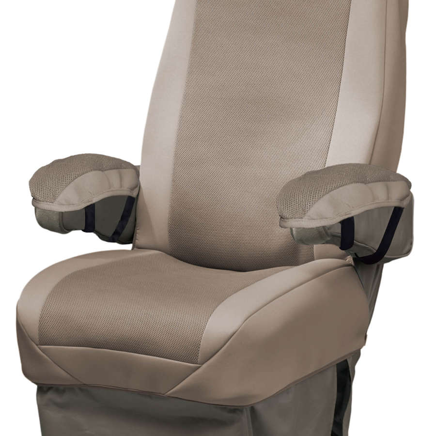 rv captain chair seat covers velcromag. Black Bedroom Furniture Sets. Home Design Ideas