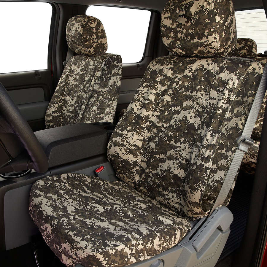Covercraft Digital Camo Custom Seat Covers Covercraft