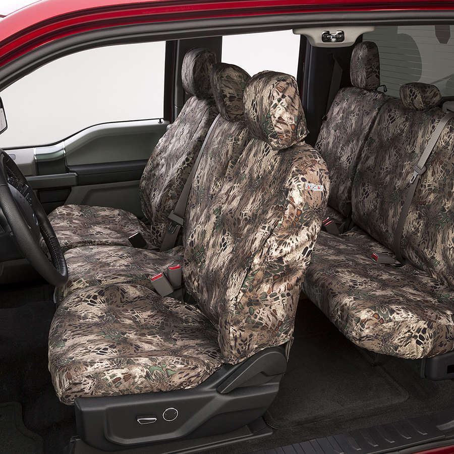 Seat Covers For Trucks >> Covercraft Prym1 Camo Seatsaver Custom Seat Covers