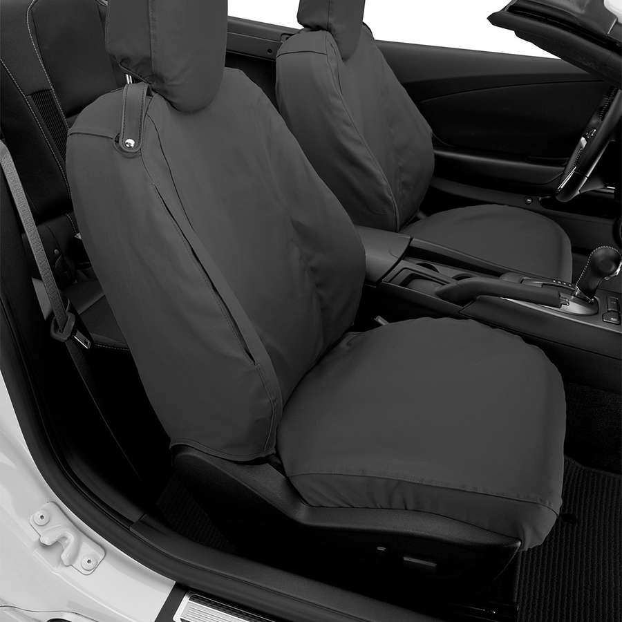 Covercraft custom muscle car seat covers