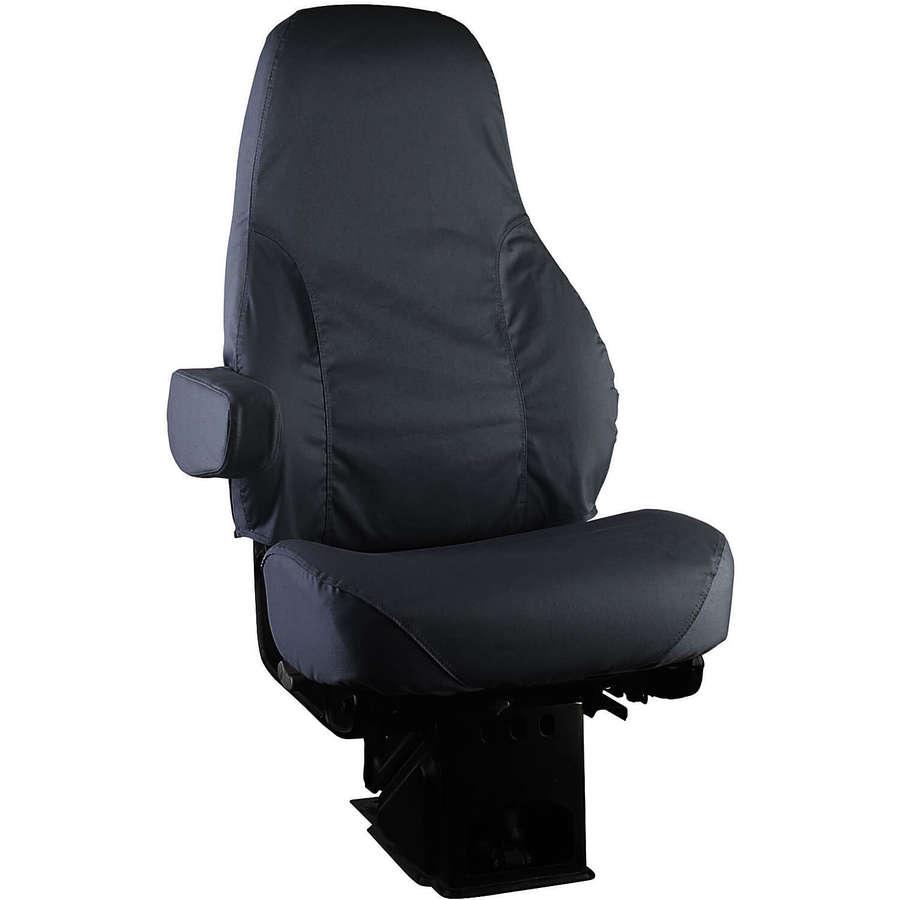 Semi Truck Seats >> Large Work Truck Polycotton Custom Seat Covers Covercraft
