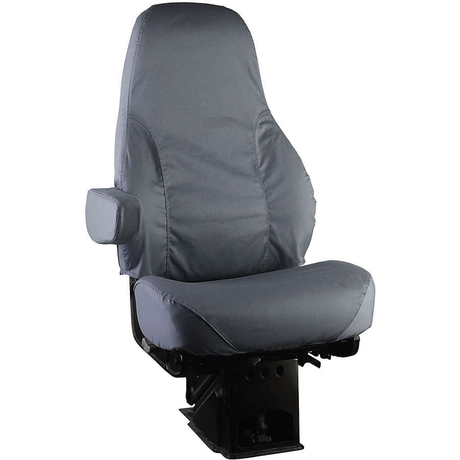 Semi Truck Seats >> Large Work Truck Waterproof Custom Seat Covers Covercraft