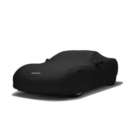 Covercraft FS12133F5 Black Custom Fit Car Covers Fleeced Satin FS12145F5