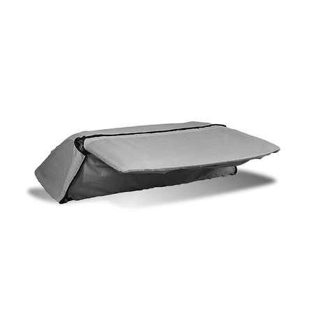 Covercraft Custom Fit Car Cover for Select Chevrolet Corvette Models Fleeced Satin Black FS4434F5