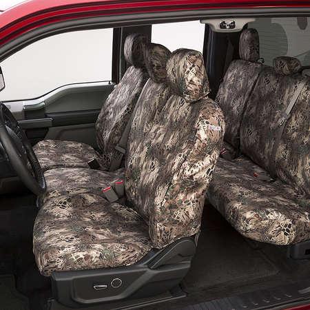 2015 Gmc Sierra 1500 Custom Carhartt And Seatsaver Seat