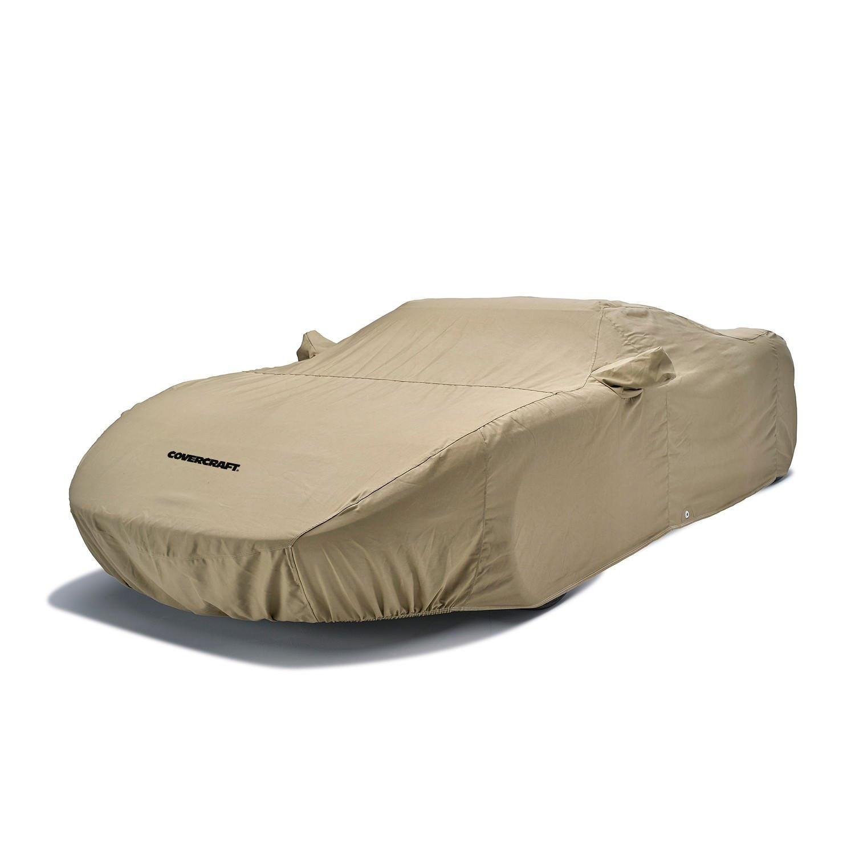 Covercraft Custom Fit Flannel Series Cab Cooler Tan