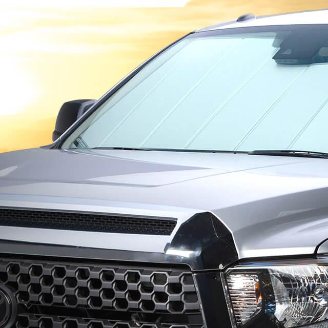 Covercraft UV11301GD Gold UVS 100 Custom Fit Sunscreen for Select Chevrolet Impala Models 1 Pack Laminate Material