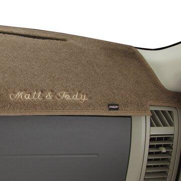 Premium Carpet, Taupe Covercraft DashMat Original Dashboard Cover for Suzuki Grand Vitara