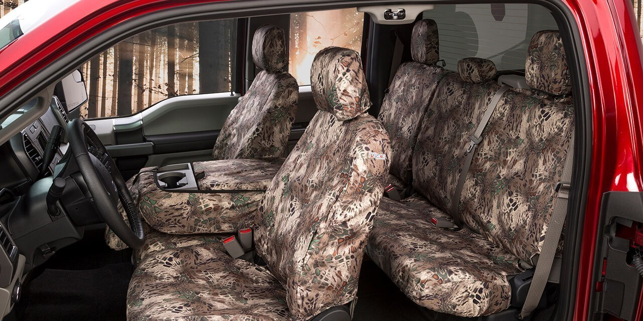 The #1 Source For Custom-Fit Seat Covers - Covercraft