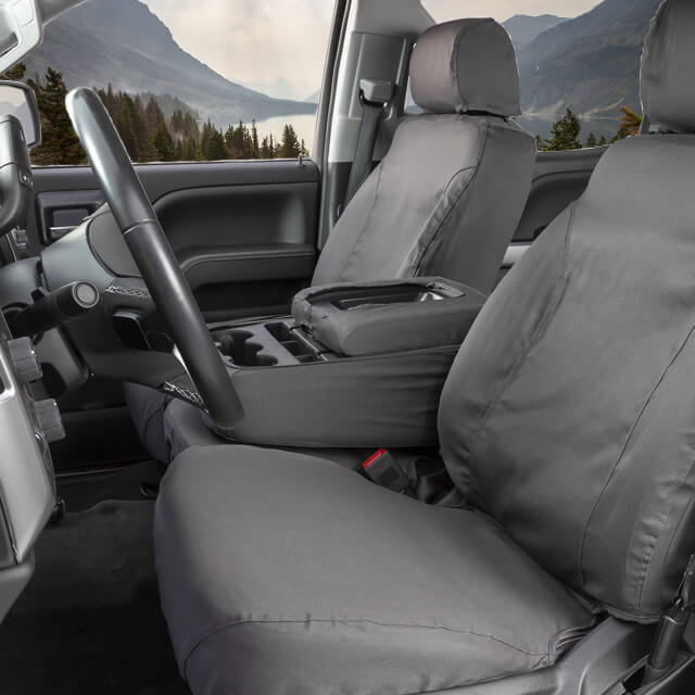 CAR SEAT COVERS fit Subaru Forester blue//black sport style full set