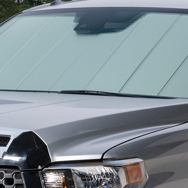 Sunshades For Cars >> Custom Windshield Sunscreen And Sun Shade Covercraft
